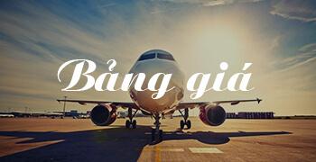 Bảng giá vé máy bay Vietnam Airlines cập nhật mới nhất