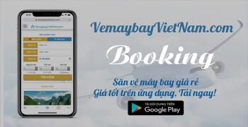 Booking vé máy bay giá rẻ VietnamAirlines