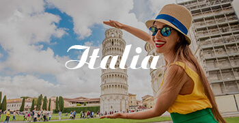 Checklist những địa điểm du lịch Ý đẹp như tranh vẽ