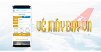 Đặt vé máy bay tại Vietnamairlinesvn.com