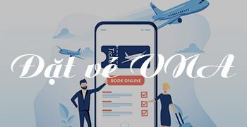 Đặt vé Vietnam Airlines