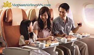 Vietnam Airlines khuyến mãi giảm 20%