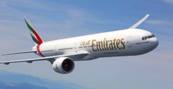 Hãng hàng không Emirates | Siêu khuyến mãi 52%