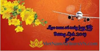 Những mẹo cần biết mua vé máy bay Tết Dương Lịch 2019 giá rẻ