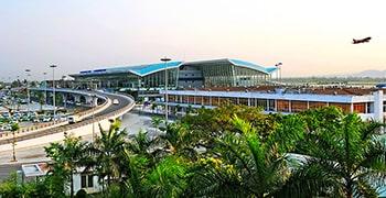 Sân bay Đà Nẵng | Xe bus, Wifi miễn phí, Dịch vụ ăn uống
