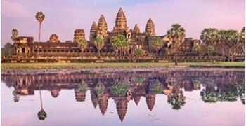 Vé máy bay đi Campuchia giá rẻ | Đặt vé đoàn giảm 45%