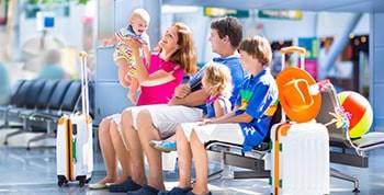 Trẻ em khi đi máy bay cần giấy tờ gì ?
