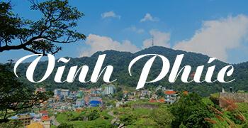 Những địa điểm du lịch nổi tiếng ở Vĩnh Phúc