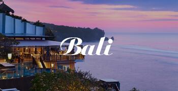Những địa điểm du lịch tại Bali