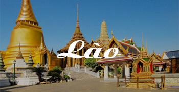 Những địa điểm du lịch tại Lào