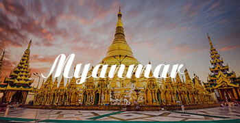 Những địa điểm du lịch tại Myanmar uy nghiêm và hấp dẫn