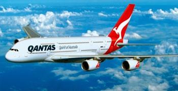 Hãng hàng không Qantas Airways | Siêu Sale đến 45%
