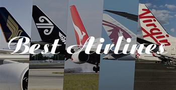 Top 10 hãng hàng không tốt nhất thế giới
