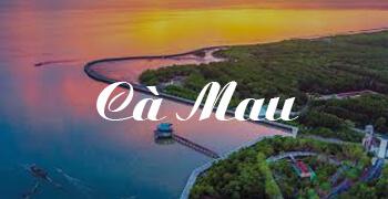 Vé máy bay đi Cà Mau Vietnam Airlines