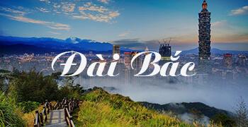 Vé máy bay đi Đài Bắc VietnamAirlines