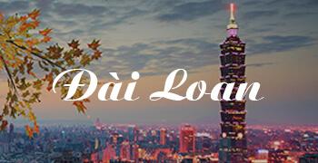 Vé máy bay đi Đài Loan giá rẻ | Tiết kiệm đến 45%
