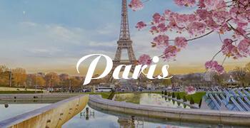 Vé máy bay đi Paris giá rẻ | Siêu tiết kiệm 46%