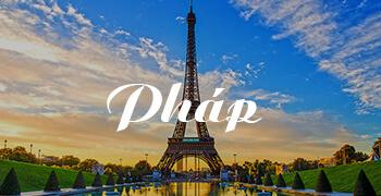 Vé máy bay đi Pháp giá rẻ | Siêu sale 49%