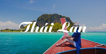 Vé máy bay đi Thái Lan siêu rẻ | Khuyến mãi 48%