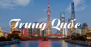 Vé máy bay đi Trung Quốc giá rẻ | Siêu khuyến mãi 56%