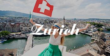 Vé máy bay đi Zurich giá rẻ | Khuyến mãi 52%