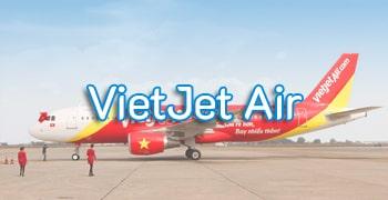 Vé máy bay giá rẻ VietJet Air