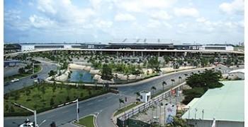 Sân bay Tân Sơn Nhất | Xe Bus, Wifi Miễn Phí