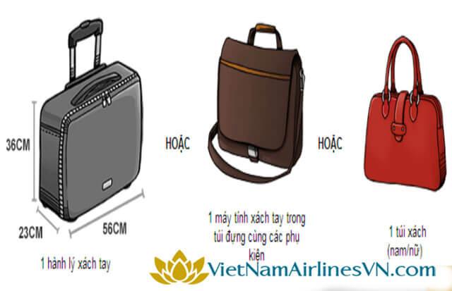 Description: Quy định hành lý xách tay hãng VietnamAirlines