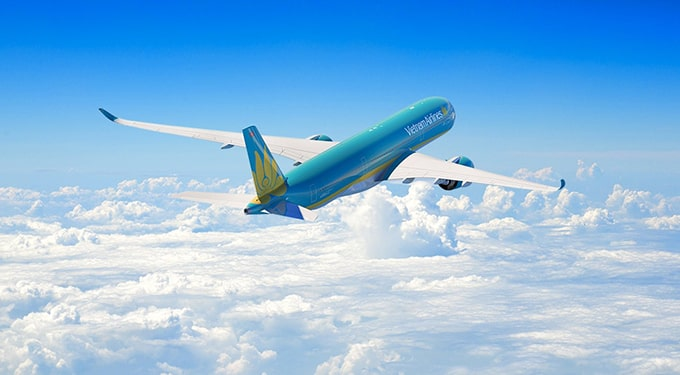 Bán vé máy bay VietNamAirlines