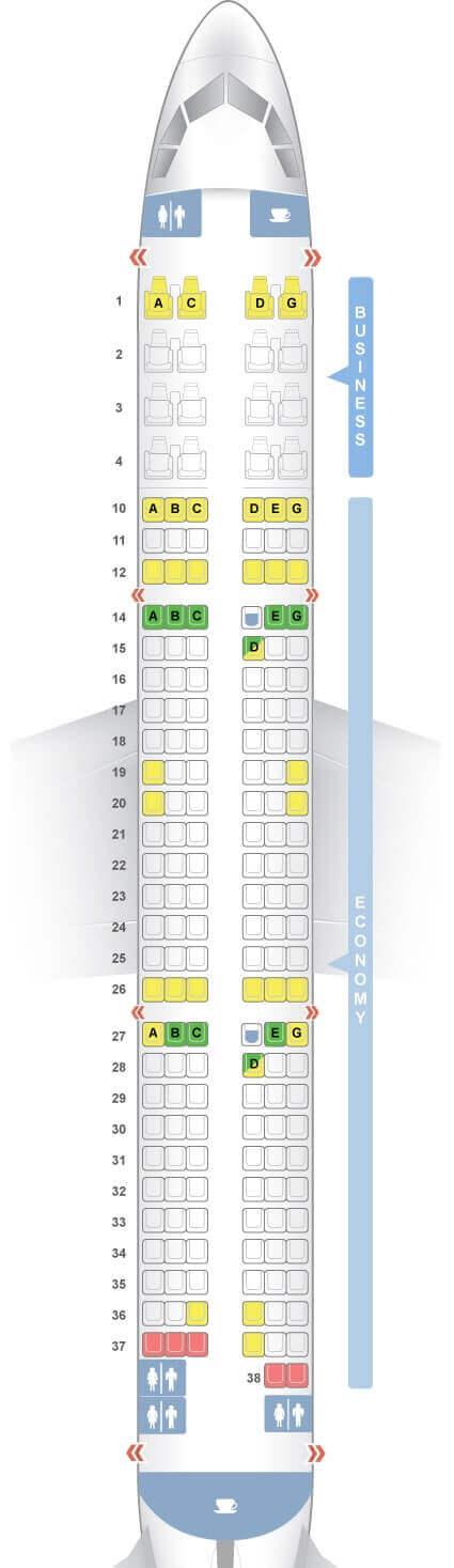 Các loại máy bay Vietnam Airlines