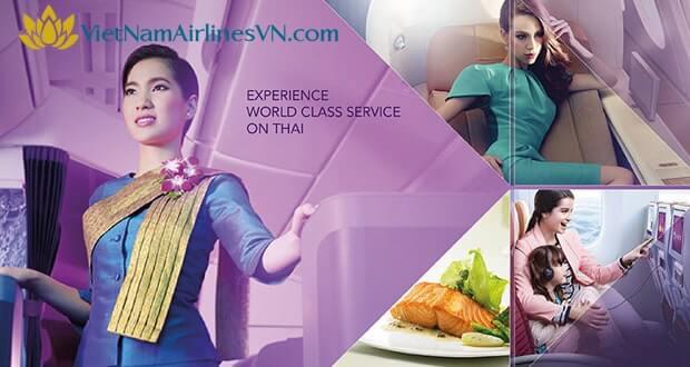 Đặt vé máy bay trực tuyến VietNamAirlines
