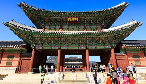 Du Lịch Hàn Quốc - Điểm tham quan du lịch hấp dẫn
