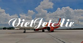 Hướng dẫn đặt vé máy bay VietJet Air