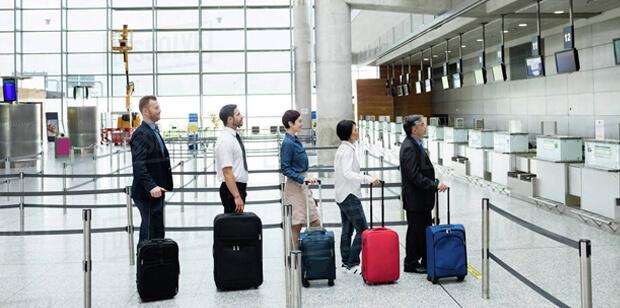 Hướng dẫn lam thủ tục tại sân bay