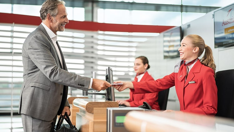 Hướng dẫn làm thủ tục tại sân bay