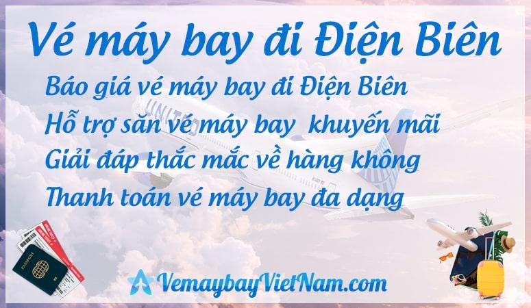 Vé máy bay đi Điện Biên giá rẻ