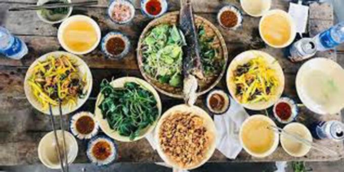 khu ẩm thực 5Ku Farm