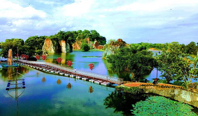 Khu du lịch Bửu Long