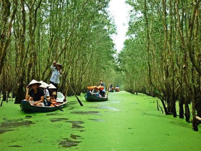 Các điểm du lịch nổi tiếng gần Sài Gòn