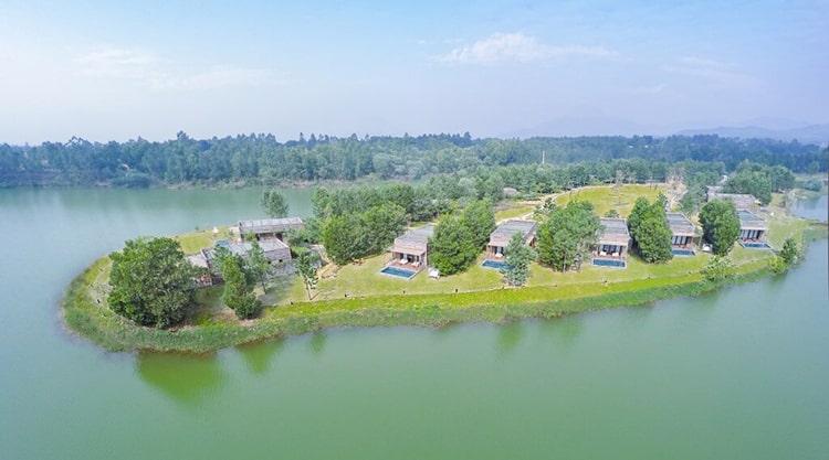 Những địa điểm nổi tiếng ở Vĩnh Phúc