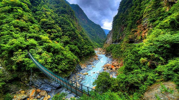 Những địa điểm du lịch tại Đài Loan