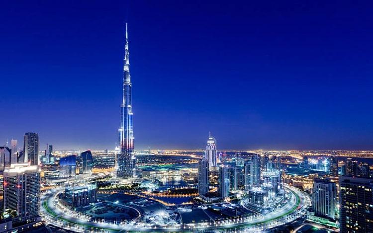 Những địa điểm du lịch tại Dubai nhân tạo nổi tiếng thế giới