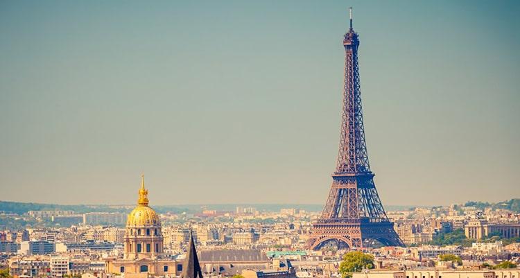 Những điểm du lịch hấp dẫn tại Châu Âu