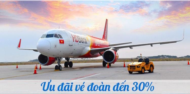 Giá vé máy bay
