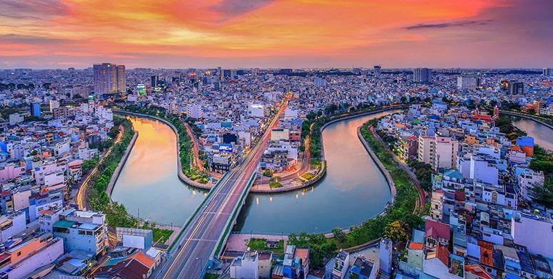 Vé máy bay đi Sài Gòn