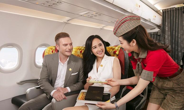 Vé máy bay Thanh Hoá Sài Gòn
