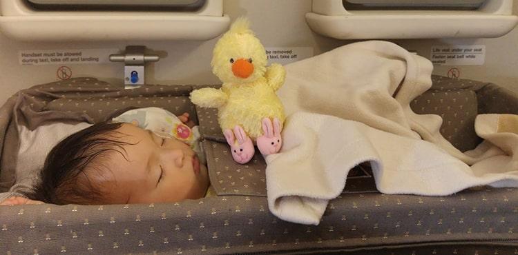 Trẻ em khi đi máy bay cần giấy tờ gì