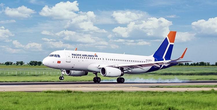 Vé máy bay Pacific Airlines