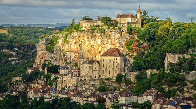 Những địa điểm du lịch Pháp