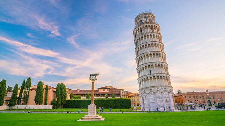 Những điểm du lịch Ý